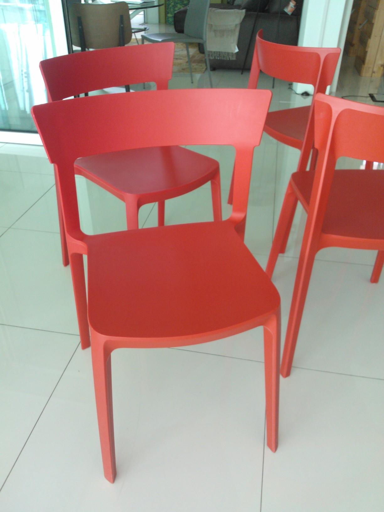 sedia calligaris skin scontato del -55 % - sedie a prezzi scontati - Sedie Da Soggiorno Calligaris 2