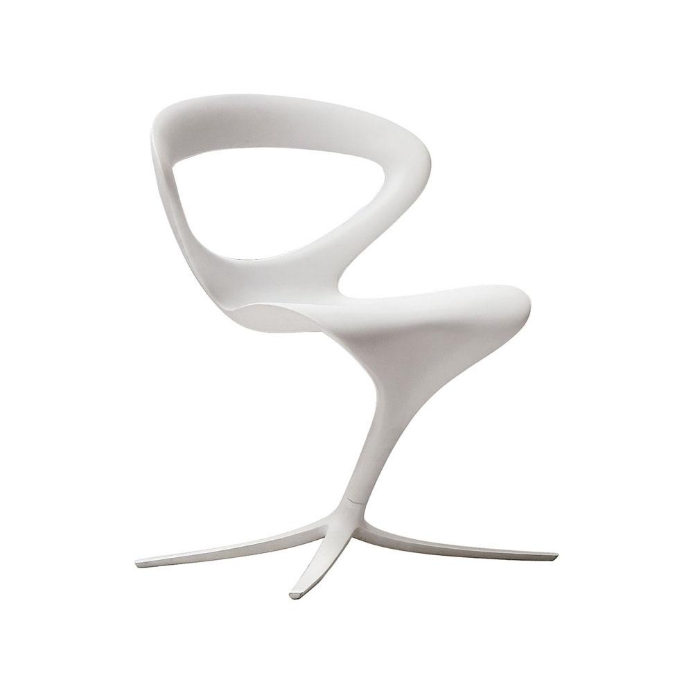 Sedia callita infiniti design moderno in poliuretano for Sedia design moderno