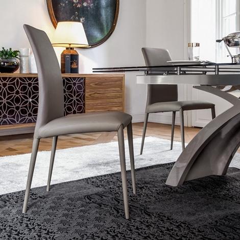 Sedia charm di tonin casa sedie a prezzi scontati for Zanotti arredamenti