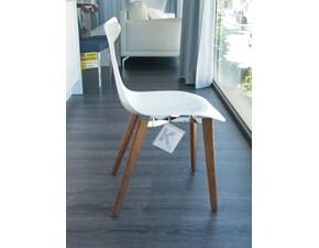 Sedia Ciacci Sedia delfy wood Design