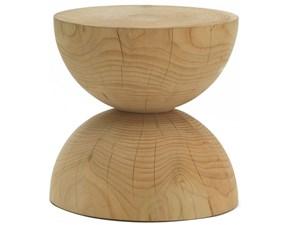 Sedia design Clessidra di Riva 1920 in legno a prezzi Outlet