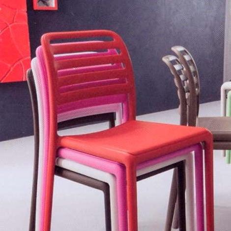 Sedia di zamagna modello clip sedie a prezzi scontati for Sedia zamagna