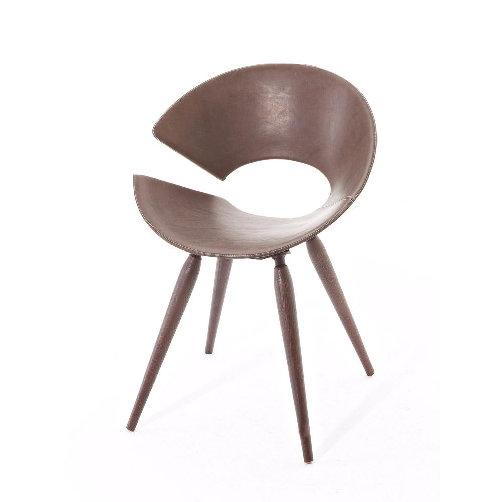 Sedia colico diva w pelle sedie a prezzi scontati for Colico sedie outlet