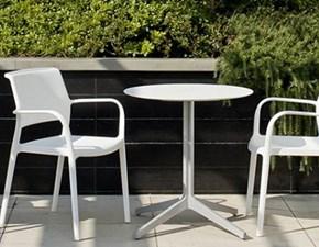 Sedia con braccioli Ara-p Artigianale in Offerta Outlet