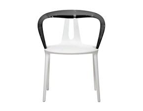 Sedia con braccioli Fly armchair Madrassi a prezzo Outlet