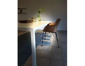 Sedia con braccioli Qwood poltroncine legno 3d kartell Kartell in Offerta Outlet