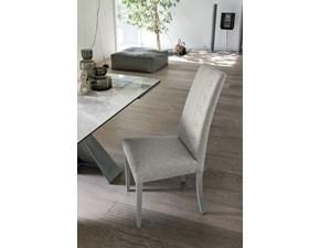 Sedia con schienale alto Bellinzona Target point in Offerta Outlet