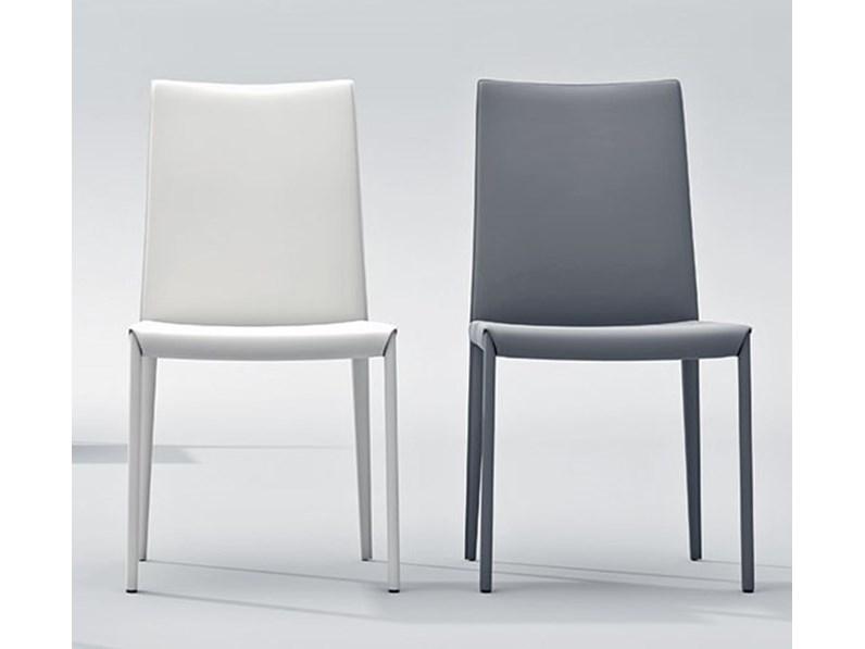 Sedia con schienale alto Bistrot Artigianale in Offerta Outlet