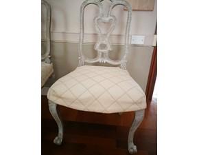 Sedia con schienale alto Guadarte Artigianale a prezzo ribassato