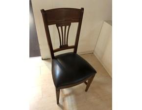 Sedia con schienale alto Marchetti mob. d'arte Marchetti a prezzo ribassato