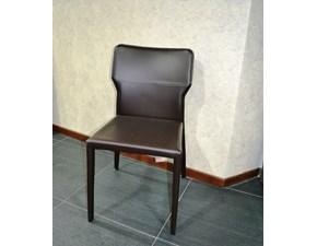 Sedia con schienale alto Maryl alta Artigianale a prezzo ribassato