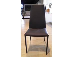 Sedia con schienale alto Norma Cattelan a prezzo scontato