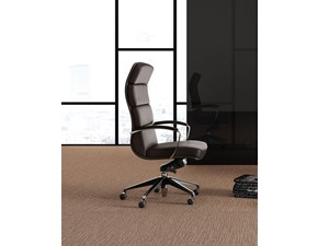 Sedia con schienale alto Scena Las mobili per ufficio a prezzo scontato