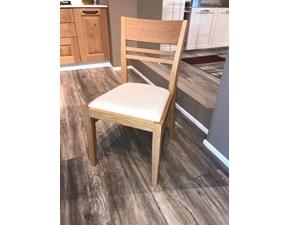 Sedia con schienale basso Amelie 9010 a prezzo scontato