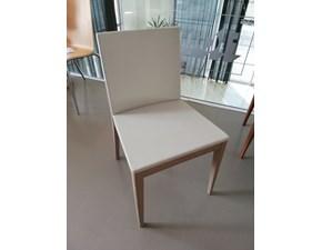 Sedia con schienale medio Elekta - alf da frè Alf a prezzo scontato