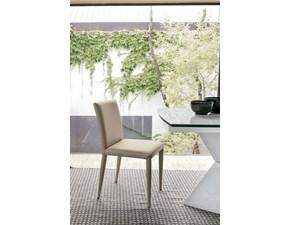 Sedia con schienale medio Sedia berna Mottes selection in Offerta Outlet