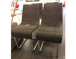 Sedia con schienale medio Skipe Bonaldo a prezzo Outlet