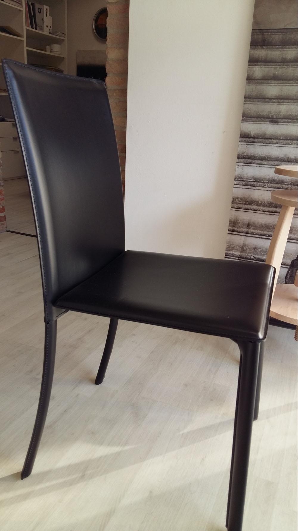 Sedia cuoio aster cucine scontata del 66 sedie a prezzi for Sedie cuoio prezzi