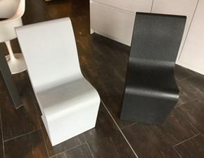 Sedia da camera Effetto cemento Artigianale SCONTATA