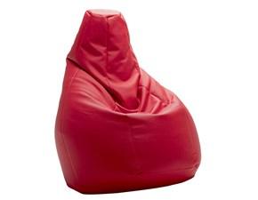 Sedia da camera Poltrona zanotta sacco grande vip Zanotta in Offerta Outlet