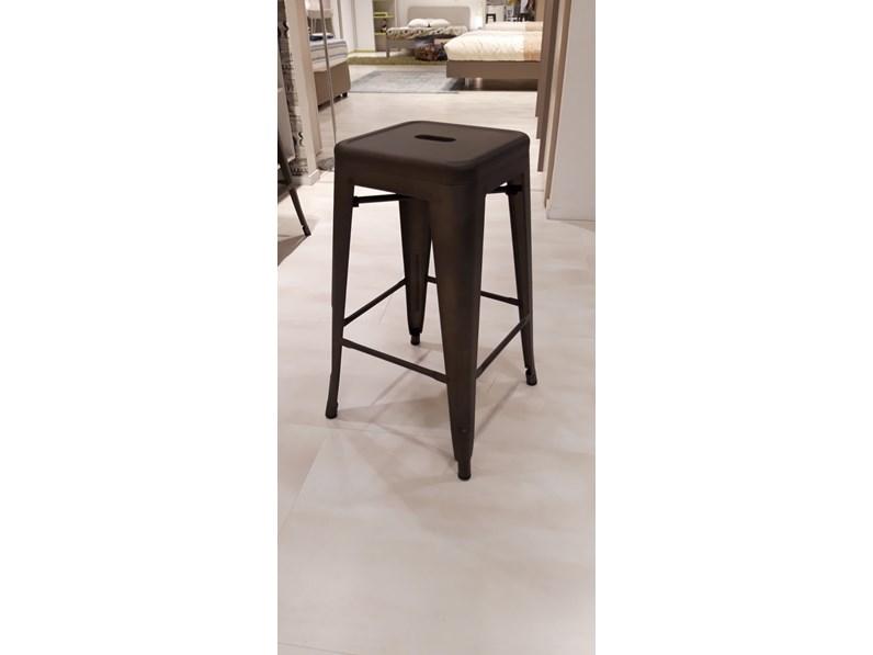Sedia da cucina Coppia sgabelli route 66 stool La seggiola a prezzo Outlet