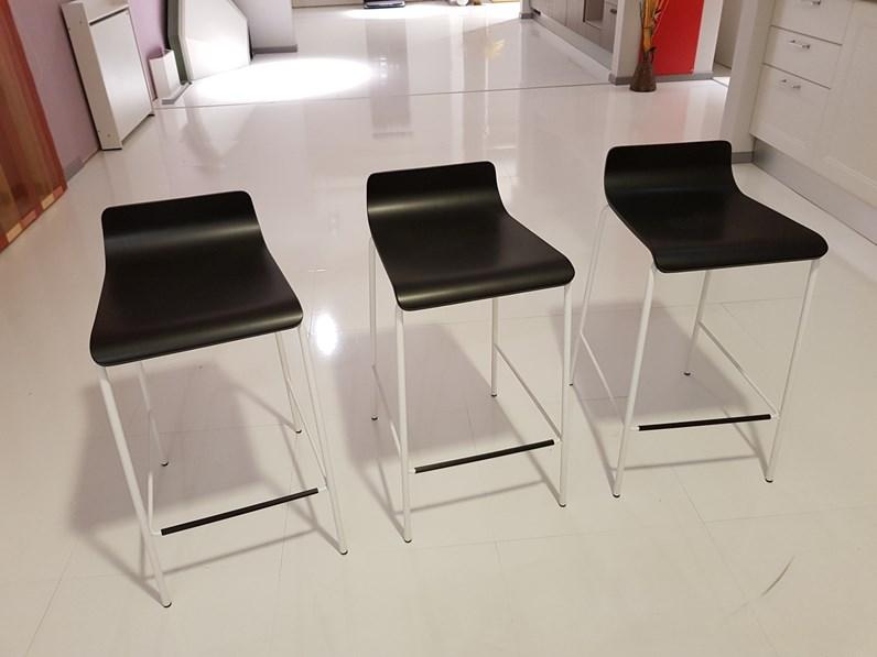Sedia da cucina endless di scavolini in metallo