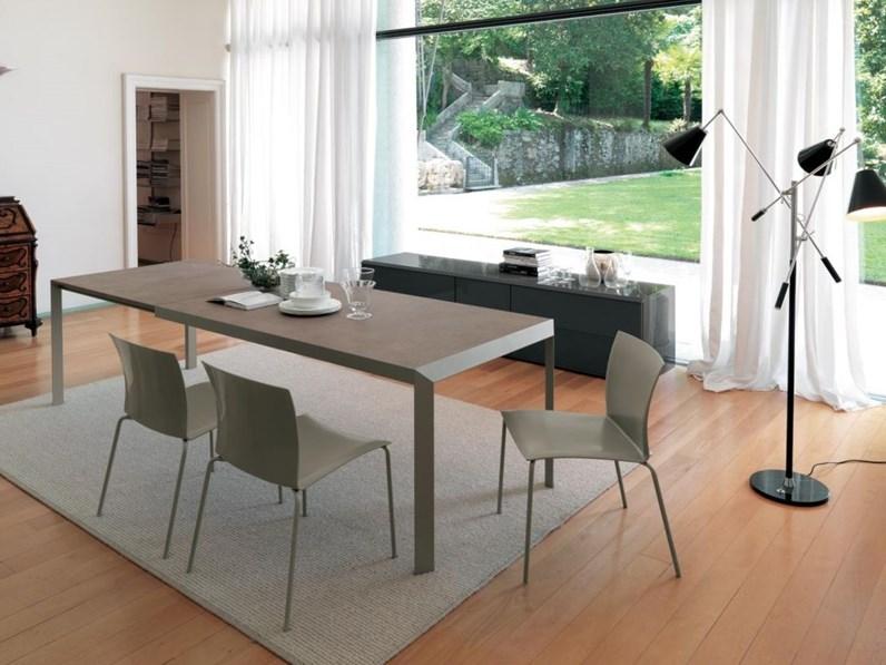 Sedia da cucina Futura Bontempi casa a prezzo Outlet