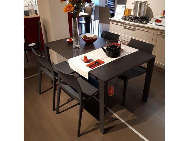 Sedie Bonaldo Outlet.Sedia Da Cucina Idole Di Bonaldo In Offerta Outlet