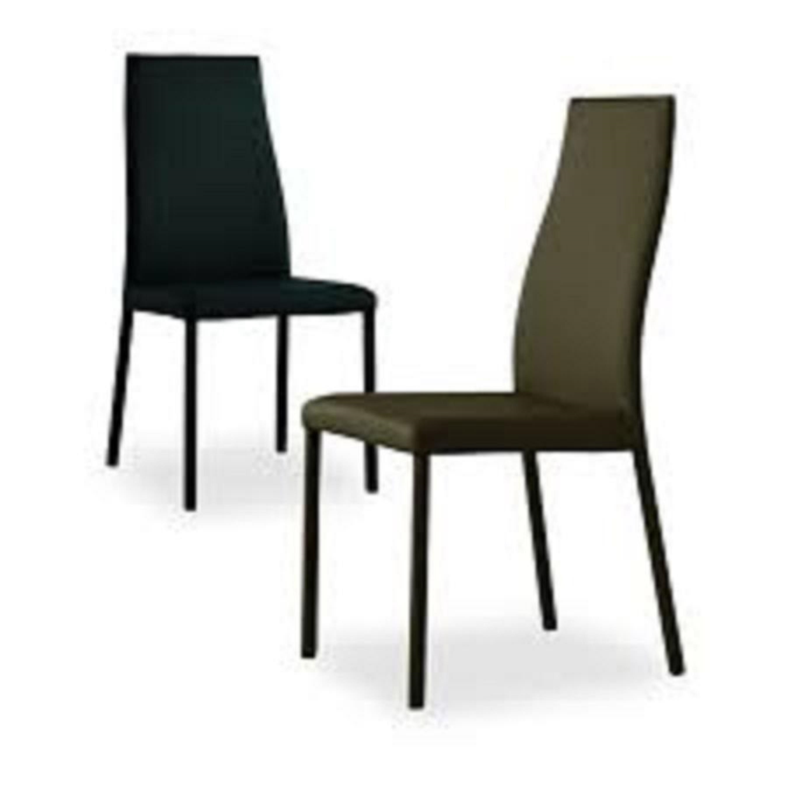 Sedia da soggiorno moderna scontata del 30 sedie a for Tavoli e sedie da soggiorno