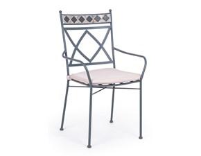 Sedia da giardino Berkley  Bizzotto SCONTATA