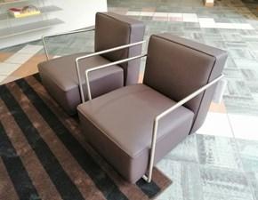 Sedia da soggiorno Abc Flexform SCONTATA