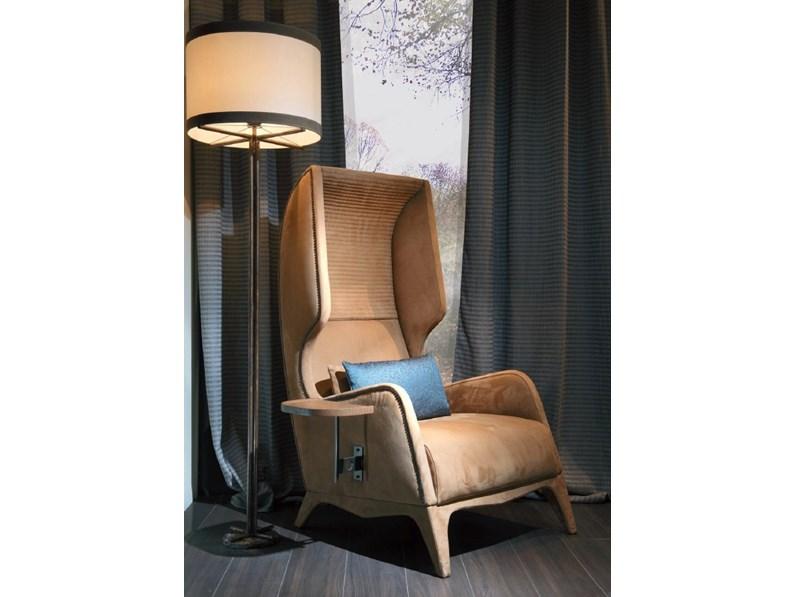 Sedia da soggiorno Alto design poltrona italia luxury Md ...