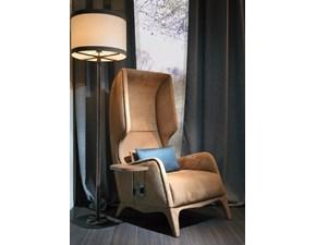 Sedia da soggiorno Alto design poltrona italia luxury Md work SCONTATA