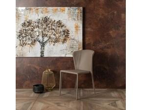 Sedia da soggiorno Break art. om/335/to Stones a prezzo scontato