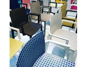 Sedia da soggiorno Clipperton blend b   Gaber in Offerta Outlet