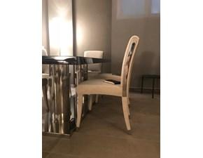 Sedia da soggiorno Elisa Fendi casa a prezzo scontato