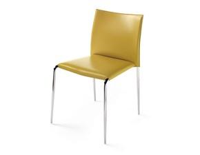 Sedia da soggiorno Gazzella Pellizzoni a prezzo Outlet