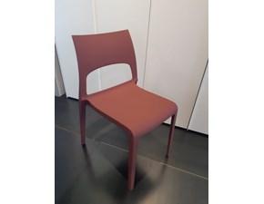 Sedia da soggiorno Idole Bonaldo SCONTATA