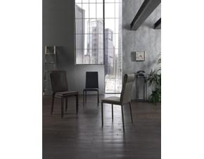 Sedia da soggiorno Kilt Zamagna in Offerta Outlet