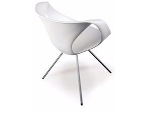 Sedia da soggiorno Modello up-chair Tonon SCONTATA
