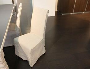 Sedia da soggiorno Ninfa Sedit a prezzo Outlet