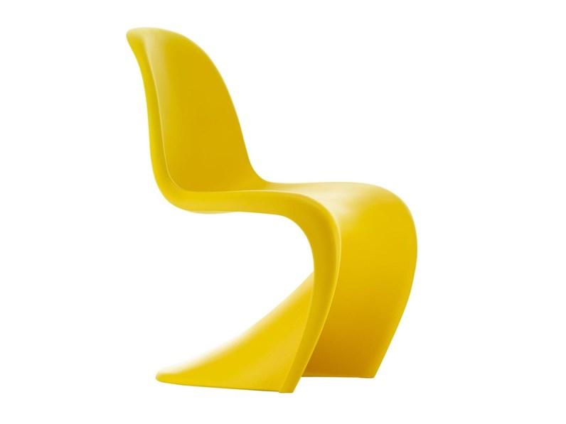 Sedia da soggiorno Panton chair Vitra a prezzo scontato