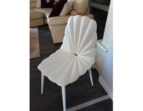 Sedia da soggiorno Schiuma bianca Ciacci in Offerta Outlet