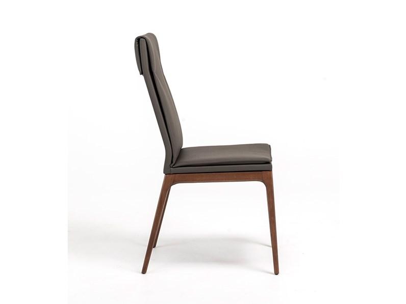Sedia da soggiorno sedie sofia cattelan scontata