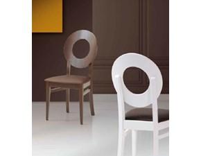 Sedia da soggiorno Sophia Artigianale in Offerta Outlet