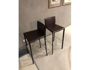 Sedia da soggiorno Twiggy Poltrona frau a prezzo Outlet
