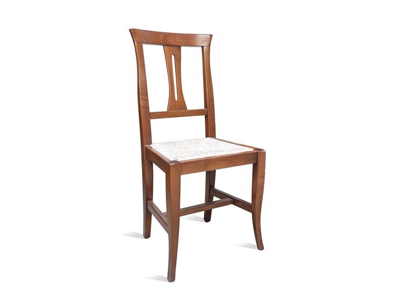 Sedia da soggiorno Unica Artigianale SCONTATA