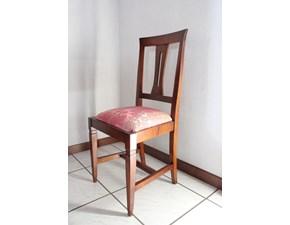 Sedia da soggiorno Valencia Artigianale SCONTATA