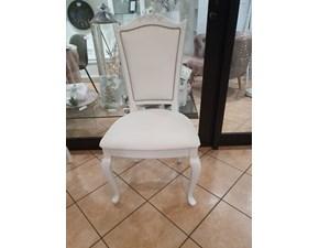Sedia da soggiorno Violetta Artigianale a prezzo Outlet