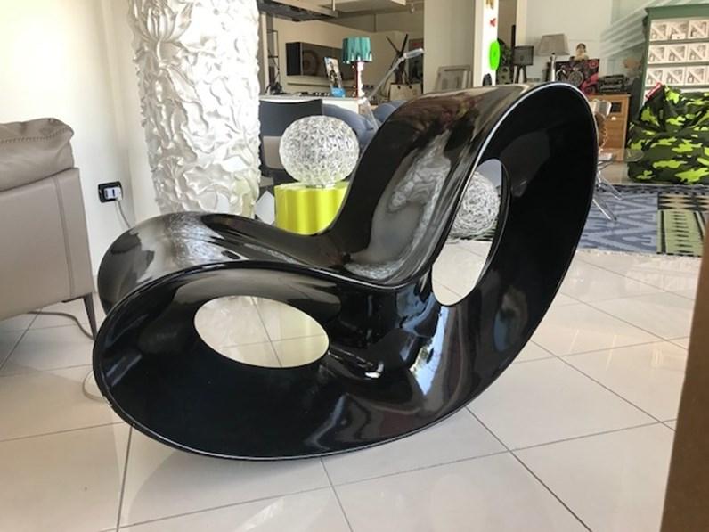 Sedia da soggiorno voido magis a prezzo outlet for Sedie da soggiorno design